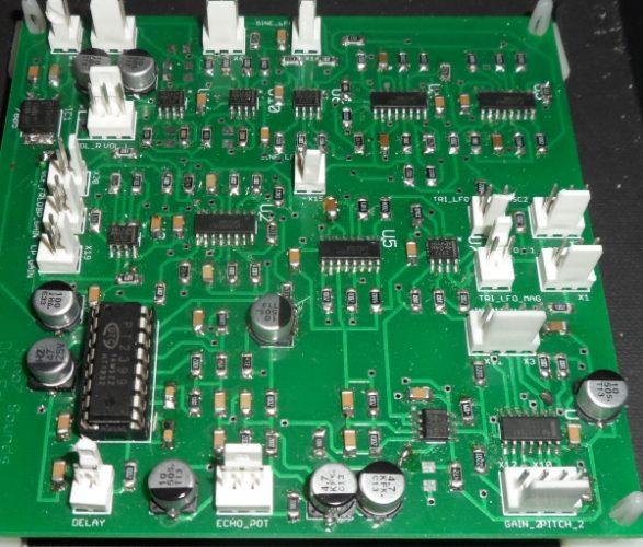 Dub Effects PCB